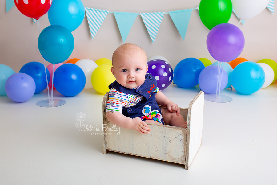 14 week old baby photography session