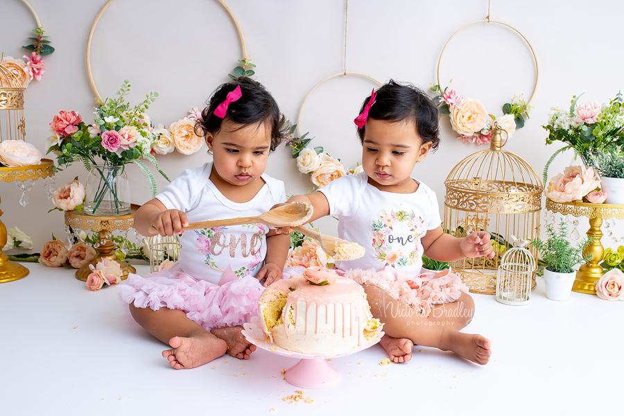cake smash for girls